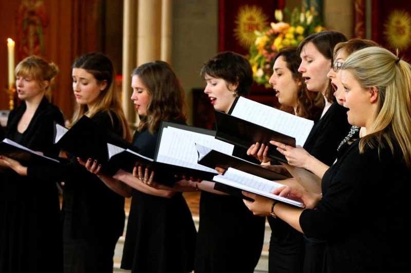 Chamber Choir Tile