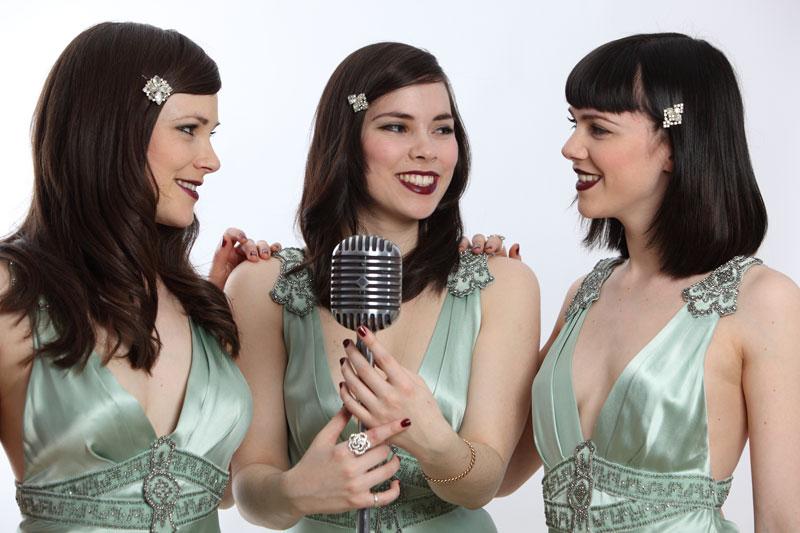 Close Harmony Sisters Tile