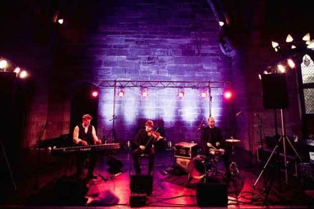 Highland Ceilidh Band Collage 1