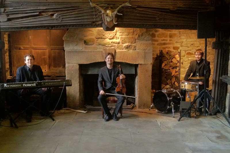 Highland Ceilidh Band Tile