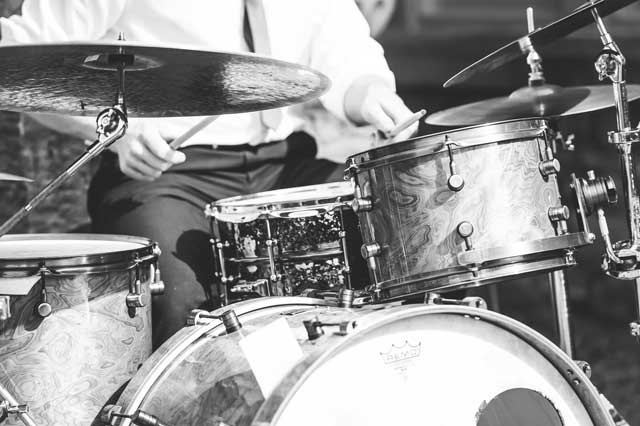 Jazz Band Collage 2